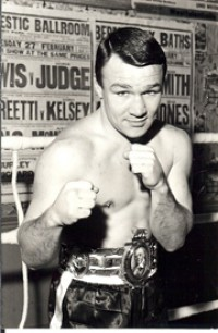 Dave Charnley boxer