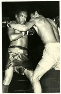 Johnny Brooks boxer