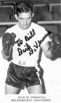 Dick DiVeronica boxer
