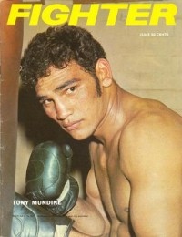 Tony Mundine boxer