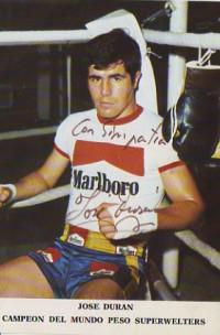 Jose Duran boxer