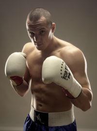 Sebastian Sylvester boxer