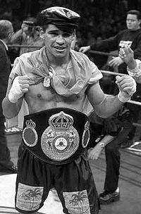 Raul Horacio Balbi boxer