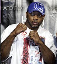 Domonic Jenkins boxer