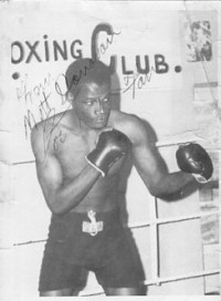 Matt Donovan boxer