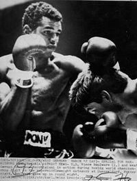 Vincent Boulware boxer