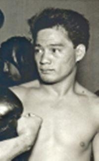 Tadao Kawamura boxer