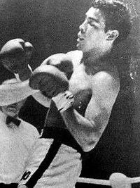 Edmundo Esparza boxer