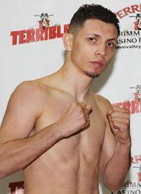 David Martinez boxer