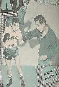 Ernesto Miranda boxer