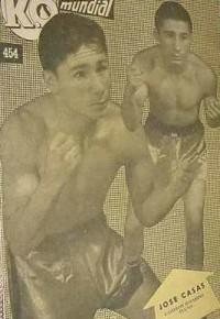 Jose Casas boxer