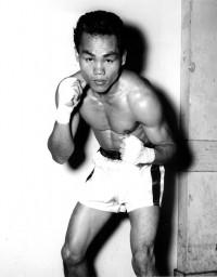 Danny Kid boxer