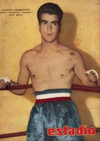 Claudio Barrientos boxer