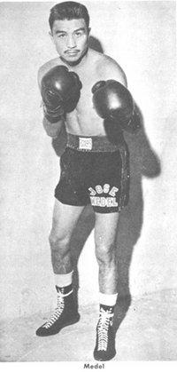 Jose Medel boxer