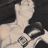 Johnny Jamito boxer
