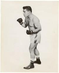 Manny Elias boxer