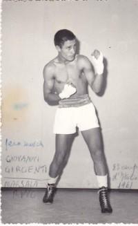 Giovanni Girgenti boxer