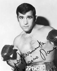 Domenico Chiloiro boxer