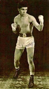 Jose Bisbal boxer