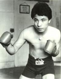 Shig Fukuyama boxer