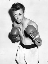 Frankie Crawford boxer