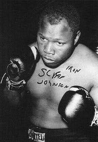 George Johnson boxer