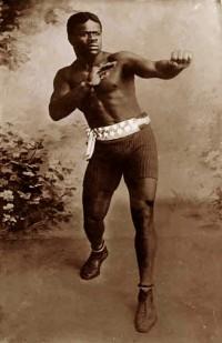 Sam McVea boxer