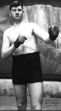 Sandy Ferguson boxer