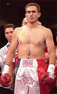 Marco Antonio Rubio boxer