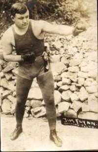 Fireman Jim Flynn boxer