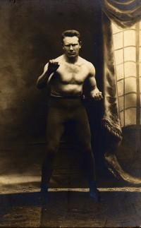 Frank Moran boxer