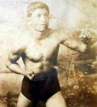One Punch Hogan boxer