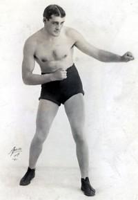Tom Cowler boxer