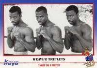 Floyd Weaver boxer