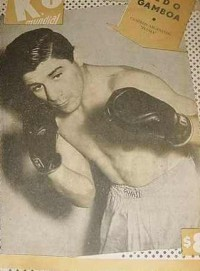 Aldo Gamboa boxer
