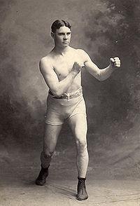 Joe Thomas boxer