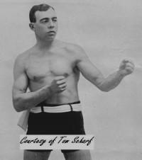 Porky Dan Flynn boxer