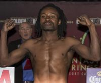Alfred Tetteh boxer