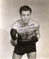 Johnny Colan boxer