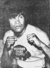 Clemente Mucino boxer