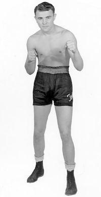Tommy Yarosz boxer
