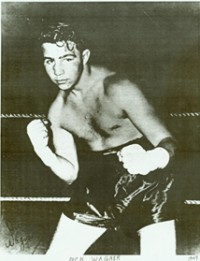 Dick Wagner boxer