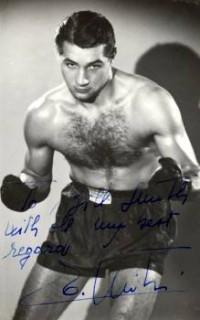 Tiberio Mitri boxer