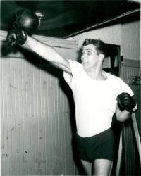 Billy Hogan boxer