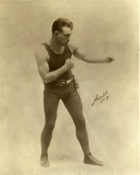 Joe Shugrue boxer