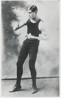 Phil Bloom boxer