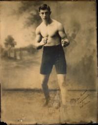 Joe Mandot boxer