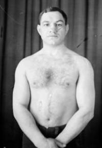 Rocky Kansas boxer