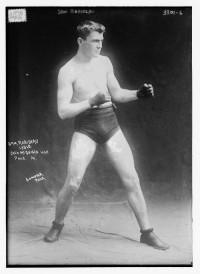 Sam Robideau boxer