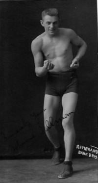 Johnny Tillman boxer